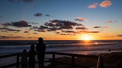 Silence is golden.. (biscotti.007) Tags: fujifilm fujinon fujilovers holiday travel australia margaretriver silhouette ocean sunset