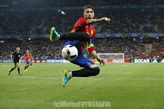 Spain vs Turkey (Kwmrm93) Tags: france sports sport canon football fussball soccer futbol futebol uefa fotball voetbal fodbold calcio deportivo fotboll  deportiva esport fusball  fotbal jalkapallo  nogomet fudbal  euro2016 votebol fodbal