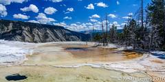 Strange Earth (keithhull) Tags: mammothhotsprings yellowstone nationalpark thermal landscape unitedstates wyoming