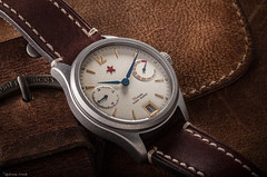 Sea-Gull Roter Stern (andreasfriedl) Tags: seagull roter stern wristwatches andreasfriedl