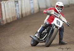 DTRA (FocusedWright) Tags: uk england bike dark norfolk 8 motorbike dirt motorcycle dust oval motorsport kingslynn motorcycleracing adrianflux dtra guymartin dirtquake guymartinracing dirttrackracingassociation
