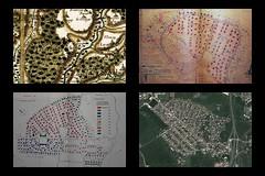 J'ai grandi dans une cit minire... / Saint-Vallier ; Les Gautherets (71230) (melina1965) Tags: bourgogne burgundy saneetloire saintvallier lesgautherets juillet july 2016 mosaque mosaques mosaic mosaics collages collage