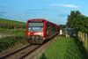 Bodenseeguertelbahn_40_036904 (claus_pusch) Tags: eisenbahn railroads cheminsdefer bodenseegürtelbahn lakeconstancebeltrailroad db deutschebahn badenwürttemberg bodensee lakeconstance lacdeconstance radolfzellfriedrichshafen clauspusch seehänsele kbs731 db650 regioshuttle oberuhldingen birnau maurach