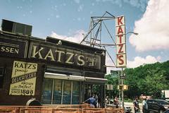 Katz's (Faux Vintage) (Alejandro Ortiz III) Tags: newyorkcity newyork alex brooklyn digital canon eos newjersey canoneos allrightsreserved lightroom rahway alexortiz 60d lightroom3 shbnggrth alejandroortiziii analogefexpro2 classiccamera7 copyright2016 copyright2016alejandroortiziii