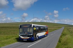 MMC Out On the Moors (Better Living Through Chemistry37) Tags: plymouthbusrally2016 stagecoach stagecoachdevon stagecoachsouthwest yx65rdu 26038 adl enviro enviro200 200mmc enviro200mmc alexanderdennis e20d buses busessouthwest busesuk transport vehicles vehicle psv publictransport b3212 dartmoor princetown
