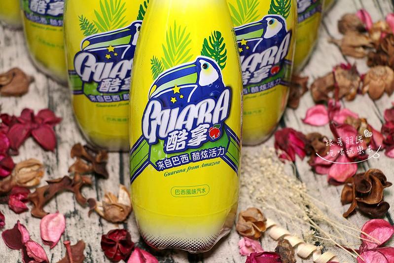 Guara酷拿瓜拿納碳酸飲料巴西奧運06