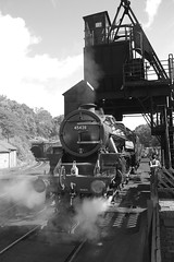 45428 (Mike 7416) Tags: lms black five 45428 nymr grosmont
