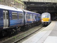 Charing Cross Station, Glasgow (rbjag71) Tags: train station railway scotrail charingcross glasgow