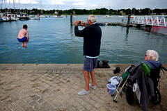southampton 9 august 2016 7 (eventful) Tags: sea boat refinery oilrefinery shore seashore water london street