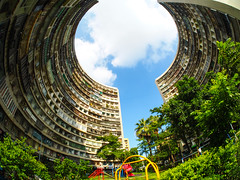 (andy818102) Tags:       taiwan building sky travel cloud sunshine sunny apartment townhouse house park kaohsiung