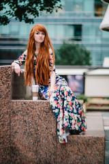 SOKL9496 (KirillSokolov) Tags: girl portrait ru russia redhead moskow helios402 mf fujifilmru xt1 mirrorless kirillsokolov2016     402