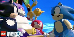 MORE Sonic Characters in Lego Dimensions!! (AntMan3001) Tags: lego sonic hedgehog