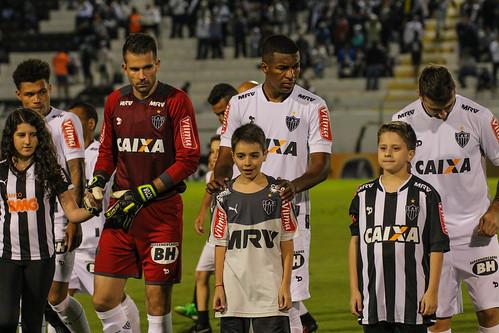 Atlético x Ponte Preta 21.09.2016 - Copa do Brasil 2016