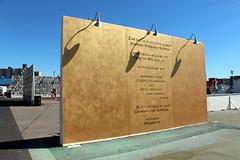 Coney Island - Coney Art Walls: Golden Brooklyn by Jessica Diamond (wallyg) Tags: brooklyn coneyartwalls coneyisland kingscounty newyork newyorkcity ny nyc streetart jessicaadiamond jessicadiamond mural