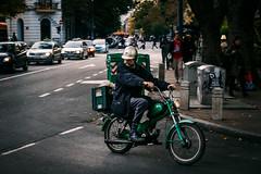 Ghost rider (Master Iksi) Tags: rider motorcycle road street speed vehicle traffic canon serbia srbija beograd belgrade 700d streetphotography