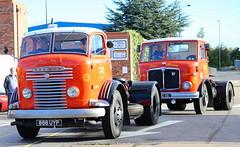 Commer Two Stroke & AEC Mercury Reynor Transport Frank Hilton IMG_9256 (Frank Hilton.) Tags: erf foden atkinson ford albion leyland bedford classic truck lorry bus car