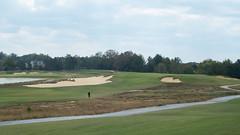 Second shot on 17 (cnewtoncom) Tags: mossy oak golf club mississippi gil hanse architecture gilhanse golfarchitecture mossyoakgolfclub