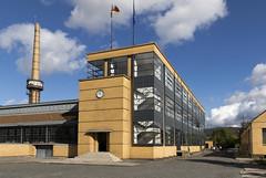 Faguswerk (l a b e t e) Tags: 2016 alfeld fagus gropius bauhaus architektur photokmatrixde niedersachsen