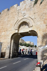 Dung Gate, Entrance to Old City of Jerusalem (R-Gasman) Tags: travel dunggate oldcityofjerusalem israel