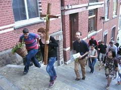Lige22042011 026 (Rumskedi) Tags: viacrucis monde europa europe rollei belgi belgique belgien lige lige22042011