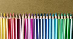 Pencils (Phn Chua) Tags: macromondays pentax 100mm macro closeup colorful color colour pencils office shop photo indoor lines colours pattern home classic design painting