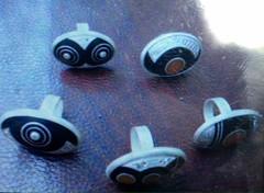IMG_0315 (Tuareg Jewelry) Tags: tuareg jewelry silver finesilver agate rings bagnesdoigt tuaregjewelry tuaregjewellery