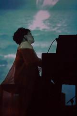 Firefish-41 (KaylaLeighann) Tags: photographer ohio canon photography rebel 5t firefish festival lorain night performance music piano girl woman