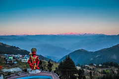 An Old Shot from Khajjiar, Himachal Pradesh! (yugantarora) Tags: landscape mountains india sculpture god himalaya hills altitude scenery himalayas scenic himachal dalhousie incredibleindia picofday dussehra bestpic northindia khajjiar hindugod travelindia lovelyview traveldiaries awesomeview switzerlandofindia topofworld wowmoment indiainmylens hunaman himalayan himachalpradesh indiaimages indiapictures indiatrip nikon nikonphotography nikonshot nikonist nikonflickr nikontop nikonphoto nikond3200 chamba chambadistrict loveflickr love landscapes landscapephoto landscapeofday landmark landscapeshot hindugods hinduism