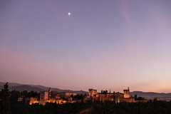 al-Ḥamrā (Alisteins) Tags: granada andalusia andalucia spain spagna espana arabic architecture islam alhambra view europe arabia travel travelling voyage