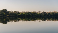 South Africa 2016 (mcmessner) Tags: adventure africa bj boat reflection river sunrise sunriseboatride suspended tongabezi tongabezilodge water zambeziriver zambia livingstone
