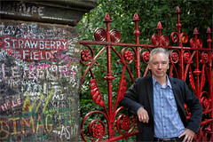 Me, myself and I in Strawberry field (zilverbat.) Tags: travel liverpool beatles zilverbat town tourist timelife tripadvisor tourism tour elvin urbanlife image unitedkingdom uk europa engeland england culture woolton 1966 fence red road strawberryfieldsforever 1967 abbeyroad single song album canon field stm 40mm beaconsfield rdliverpool l25 6da beaconsfieldrd me music pop