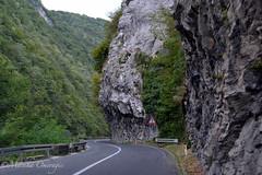 Driving the Bosnian roads (Yummilicious Cakes & Desserts) Tags: road rocks nature travel drive bosniaherzegovina vacation homeland green