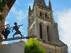 Saint-Émilion (E18ine) Tags: france bordeaux saintémilion