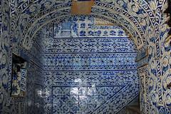 Sitio (hans pohl) Tags: portugal nazar azujelos architecture art arches eglises churchs