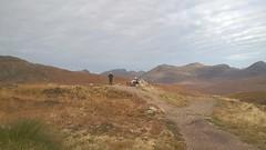 Devils Staircase Summit (JimGer947) Tags: glencoe kinlochleven october west highland way rannoch moor autumn scotland hill walking devils staircase summit