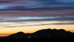 Sunset layers (drat2463) Tags: sunset arizona clouds knob pilot yuma