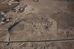 Jalul (APAAME) Tags: archaeology ancienthistory middleeast airphoto aerialphotography aerialarchaeology