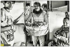 Vendors Inside train (Sandeep Kumar's Photography) Tags: street india train nikon railway vendor jaipur rajasthan