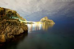 Capo Zafferano in Notturna (Abdujaparov) Tags: italy italia sicily palermo sicilia bagheria santelia santaflavia