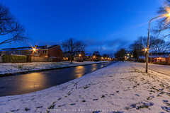 0L5A1481 (Wil de Boer Photography --> Dutch Landscape and Ci) Tags: nightphotography snow netherlands night canon reflections nightshot sneeuw thenetherlands le bluehour groningen leek 1022mm lep 2015 wildeboer canon7dmarkii c2015 7dm2 wildeboerphotography 7dmii copyrightc2015wildeboerphotography canon1022f35f45usm wwwfacebookcomwildeboerphotography