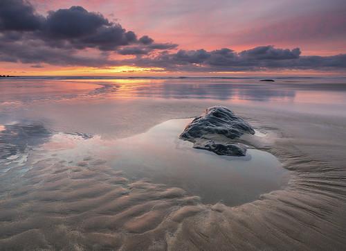 'The Bleeding Heart' - Porth Tyn Tywyn, Anglesey