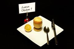 Lemon Chicken (Johnny_7) Tags: food chicken matt fun lemon nikon competition granger d90 gygo