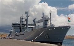 Visite indienne (stef974run) Tags: deepak destroyer asm amiral pétrolier indiannavy bommert talwar mumbaï