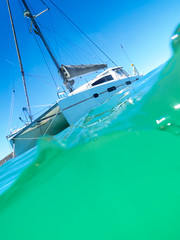 IMG_0738C (TonivS) Tags: ocean sea summer swim yacht lifestyle fresh sail watersports underwaterphotography turquoisesea catcommercial subadvertising wsphotos