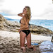 Sony A7 R RAW Photos of Pretty, Tall Blond Bikini Swimsuit Model Goddess in Laguna Beach! Victoria Beach! Carl Zeiss Sony FE 55mm F1.8 ZA Sonnar T* Lens & Lightroom 5! by 45SURF Hero's Odyssey Mythology Landscapes & Godde