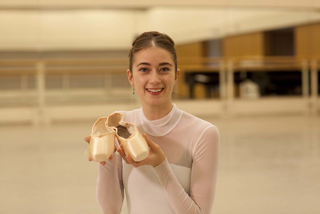 The road to becoming a ballerina — Royal Opera House