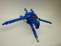 Razor 1 - Interceptor (2) (SuperHardcoreDave) Tags: fighter lego space fantasy future scifi moc starfighter spacefighter