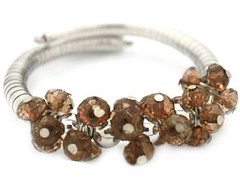 5th Avenue Brown Bracelet P9411-5