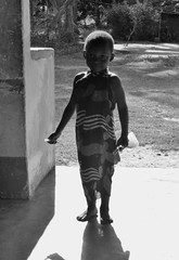 Child (bcourt93) Tags: africa travel school people holiday kids children tanzania education paradise child african nursery study learning teaching playtime teach continent primary tropics learn mafia frontier swahili tanzanian watu watoto mafiaisland