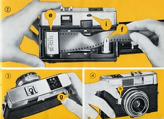 Kodak Retina S2 - Instuctions for use - Page7 (TempusVolat) Tags: film 35mm vintage for mr kodak use instructions guide gareth s2 retina tempus morodo volat mrmorodo garethwonfor tempusvolat